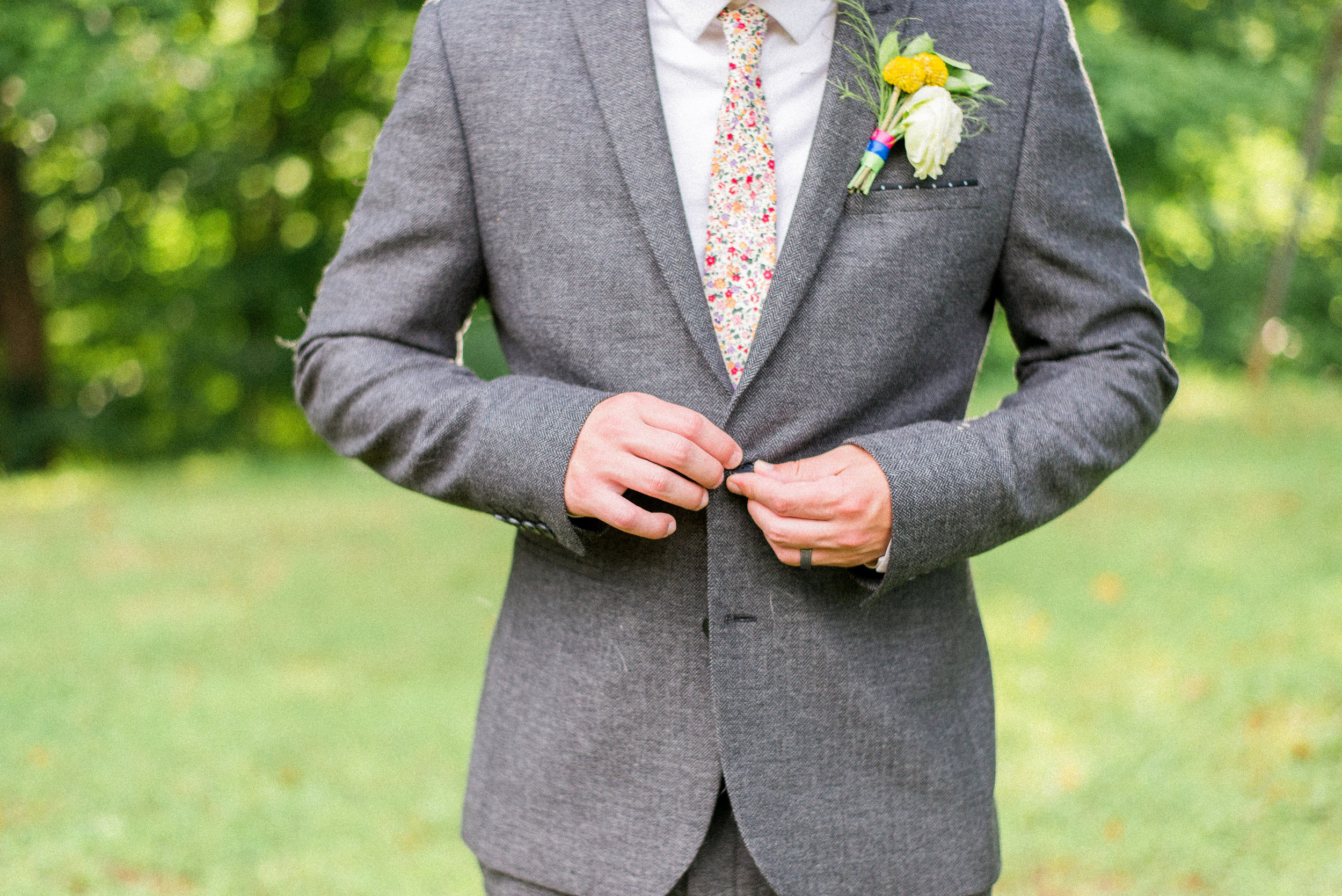 Wedding Attire Copyright Rock Paper Sisters