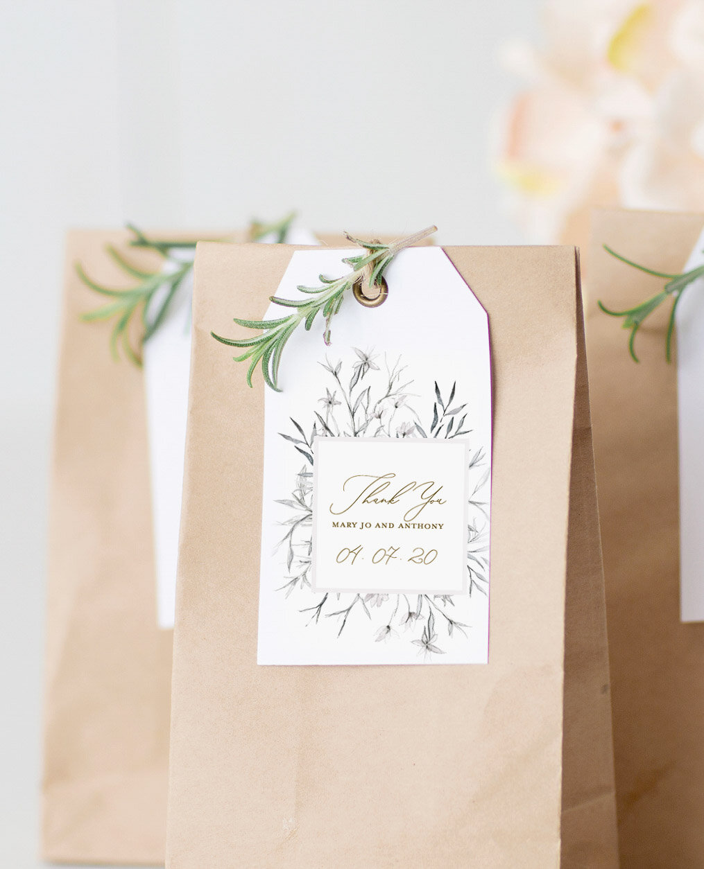 Whimsical Gift Tags | The Mary Jo