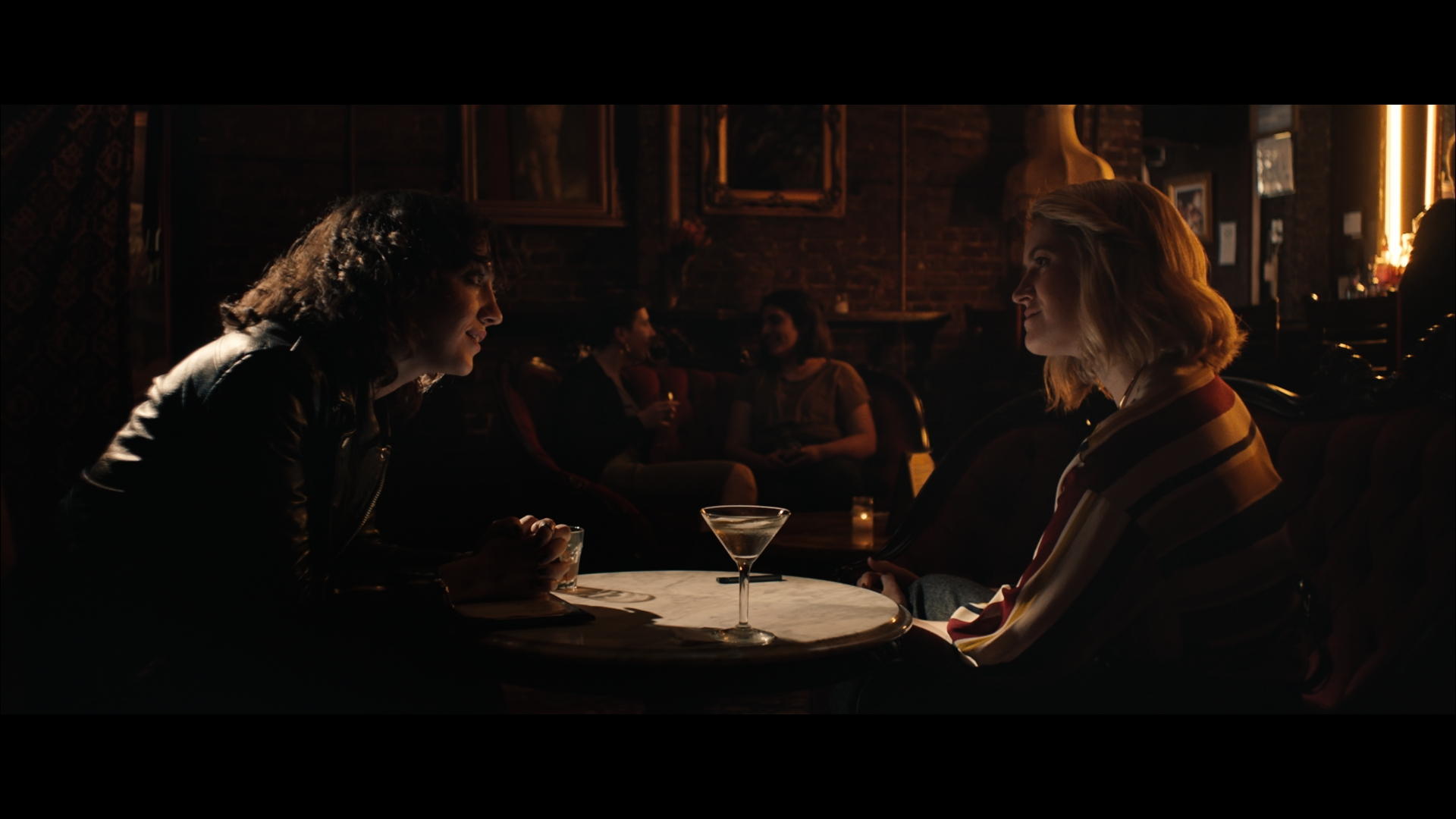 Still from  The Lady from Long Island City  feat. Marlowe Holden and Olivia Jampol