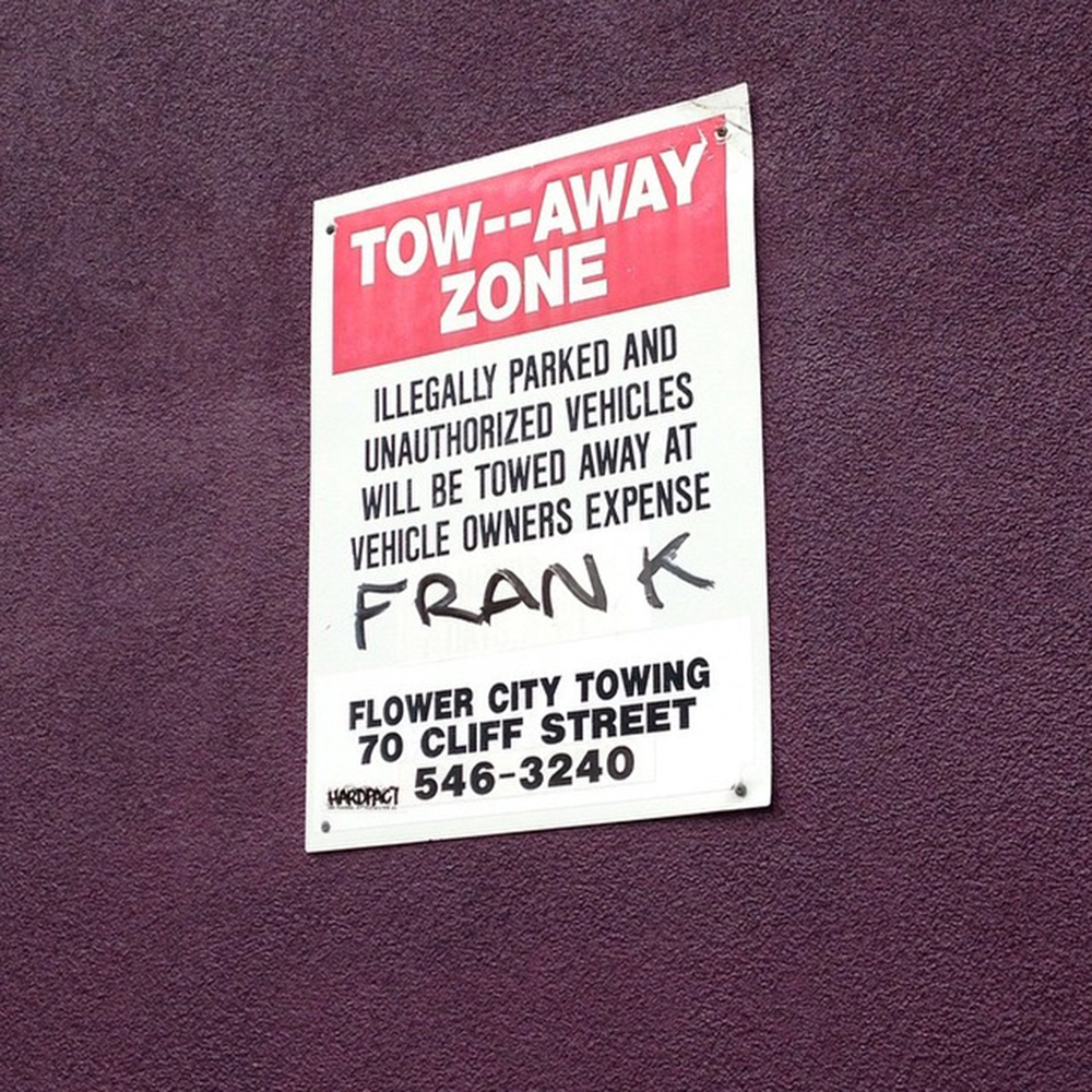 tow away zone frank starbucks.jpg