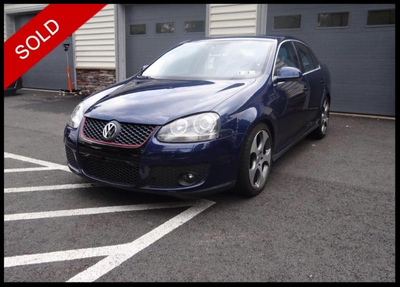 SOLD - 2006 VW Jetta GLIShadow Blue on PlaidVIN: 3VWWJ71K56M768138