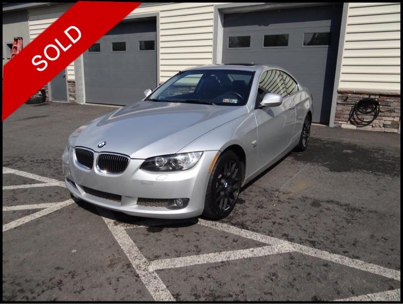 SOLD - 2010 BMW 335i xDriveTitanium Silver on BlackVIN: WBAWC7C57AE274749