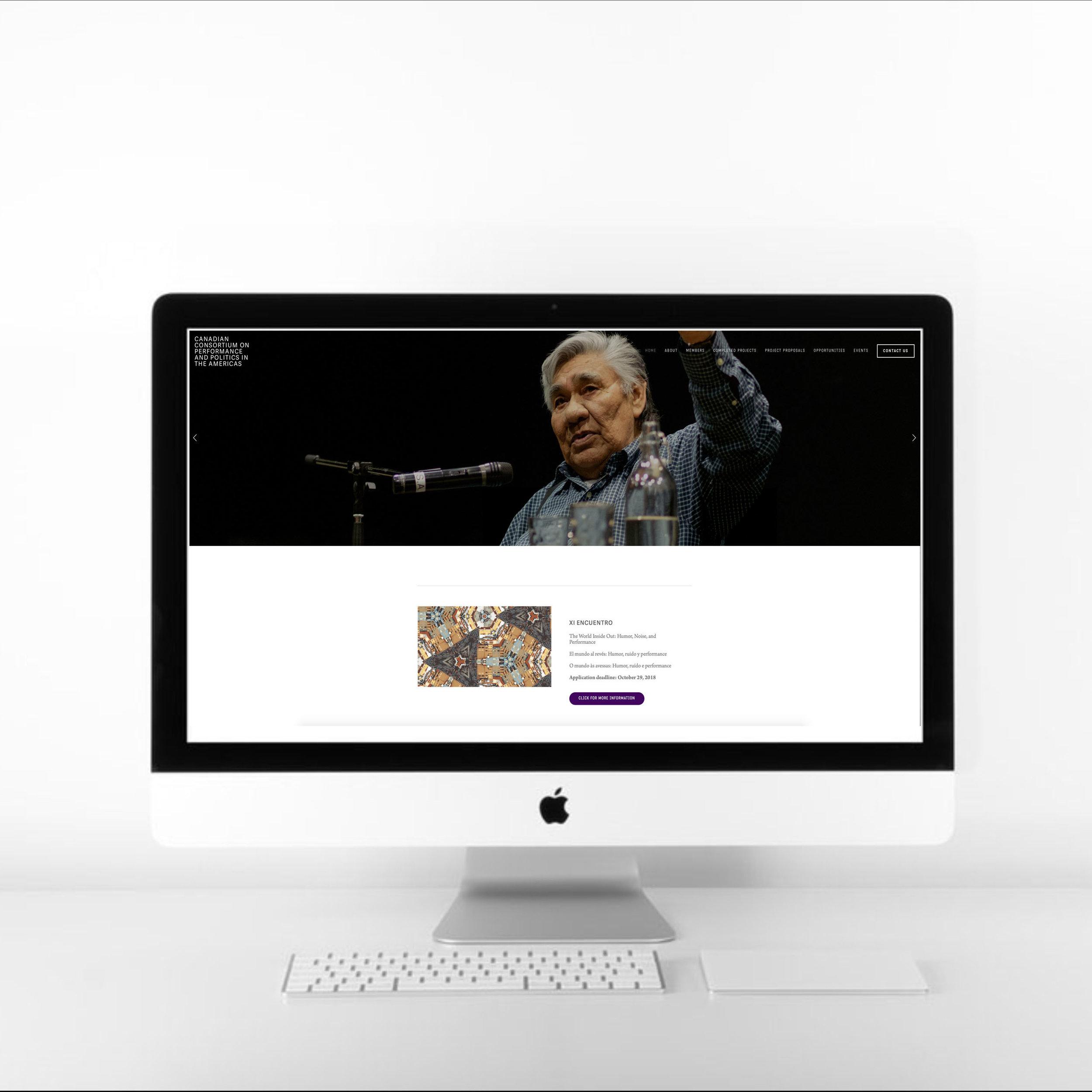 PAX e-Graphics Squarespace Website Designer