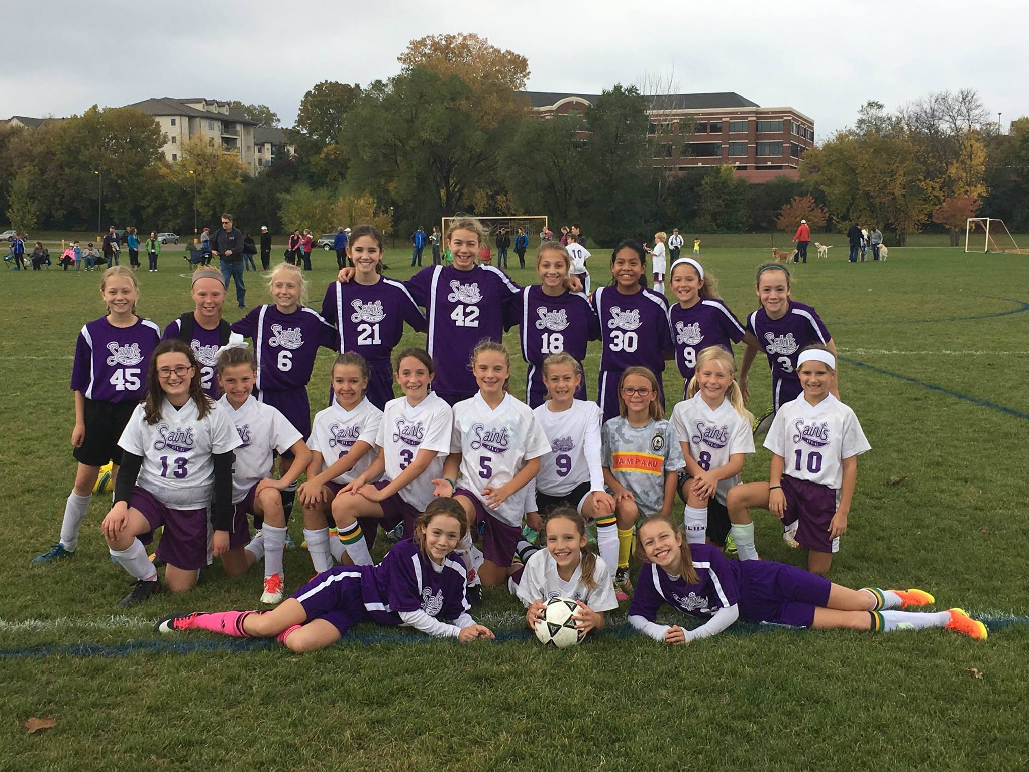 Our Lady of Grace School Soccer