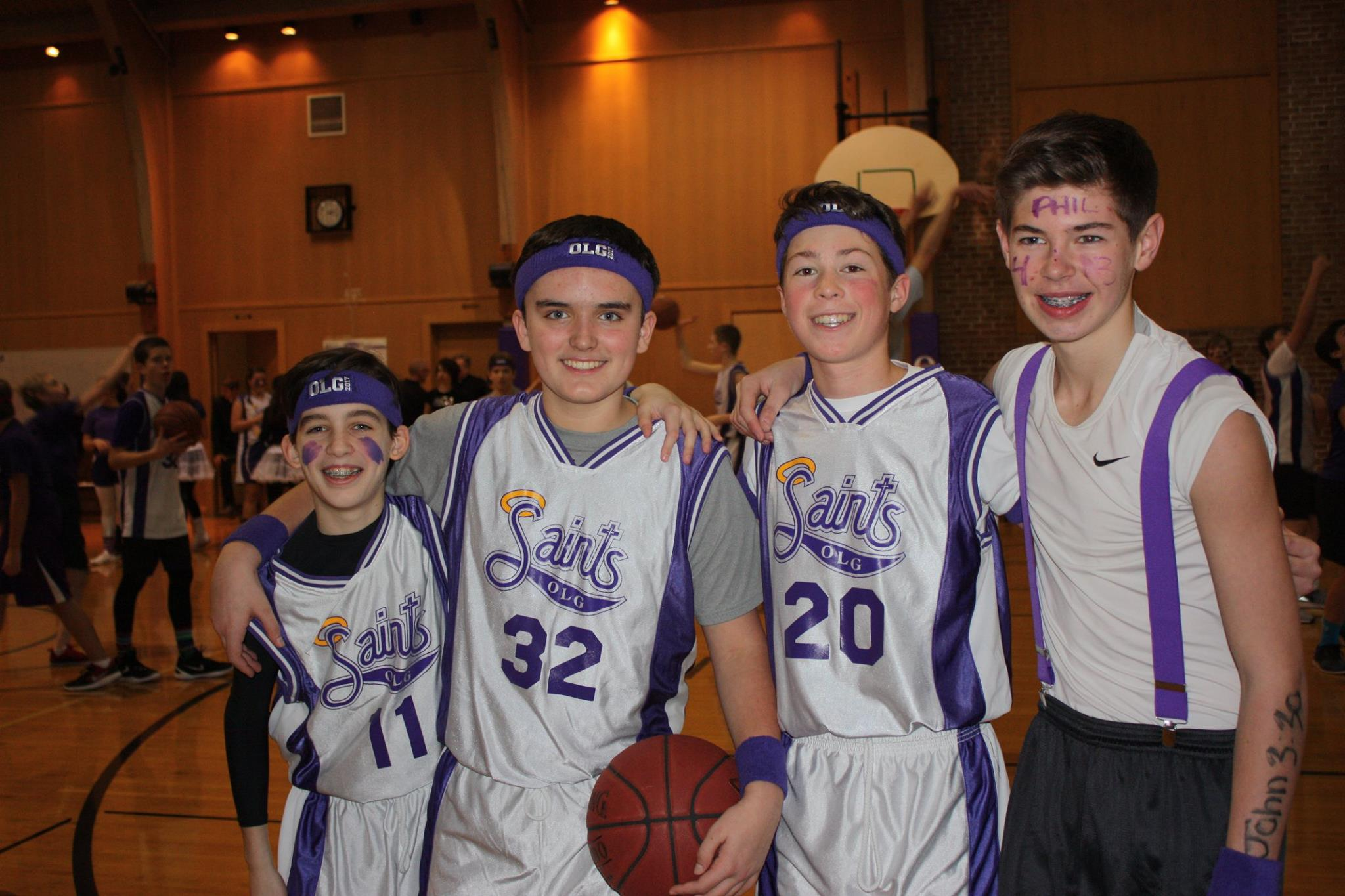 Our Lady of Grace School Basketball