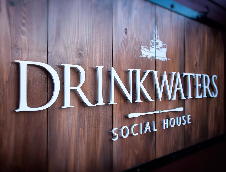 FuseHub Website Development Drinkwaters Social House