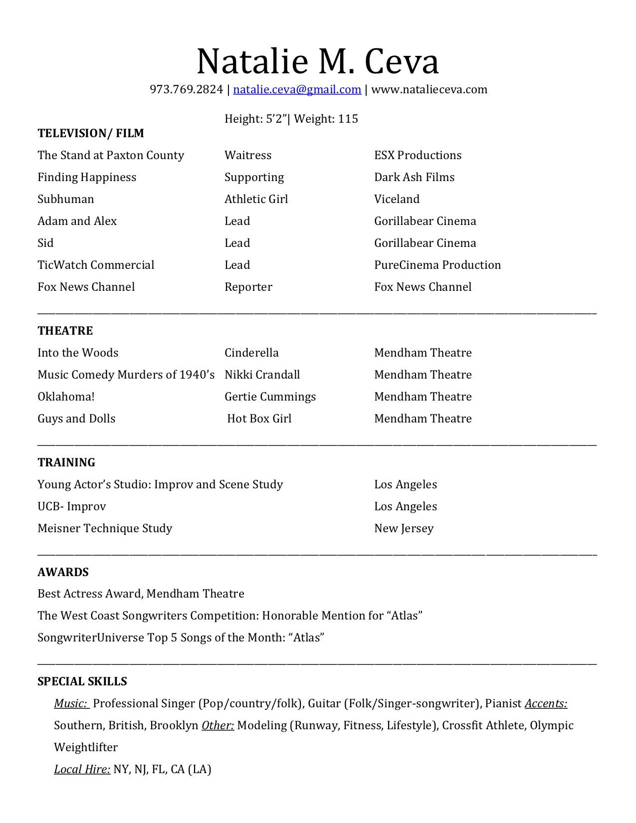 Natalie Ceva _ Acting Resume.jpg