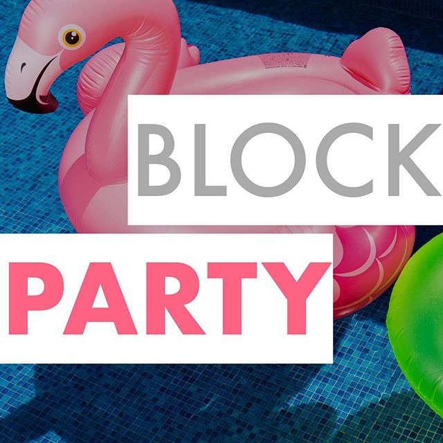 Block Party tonight at 6pm! Pool, tubing, food and fun. See you there! . 10439 Aberdeen Lane Easton, Maryland . #blockparty #party #summer #tubing