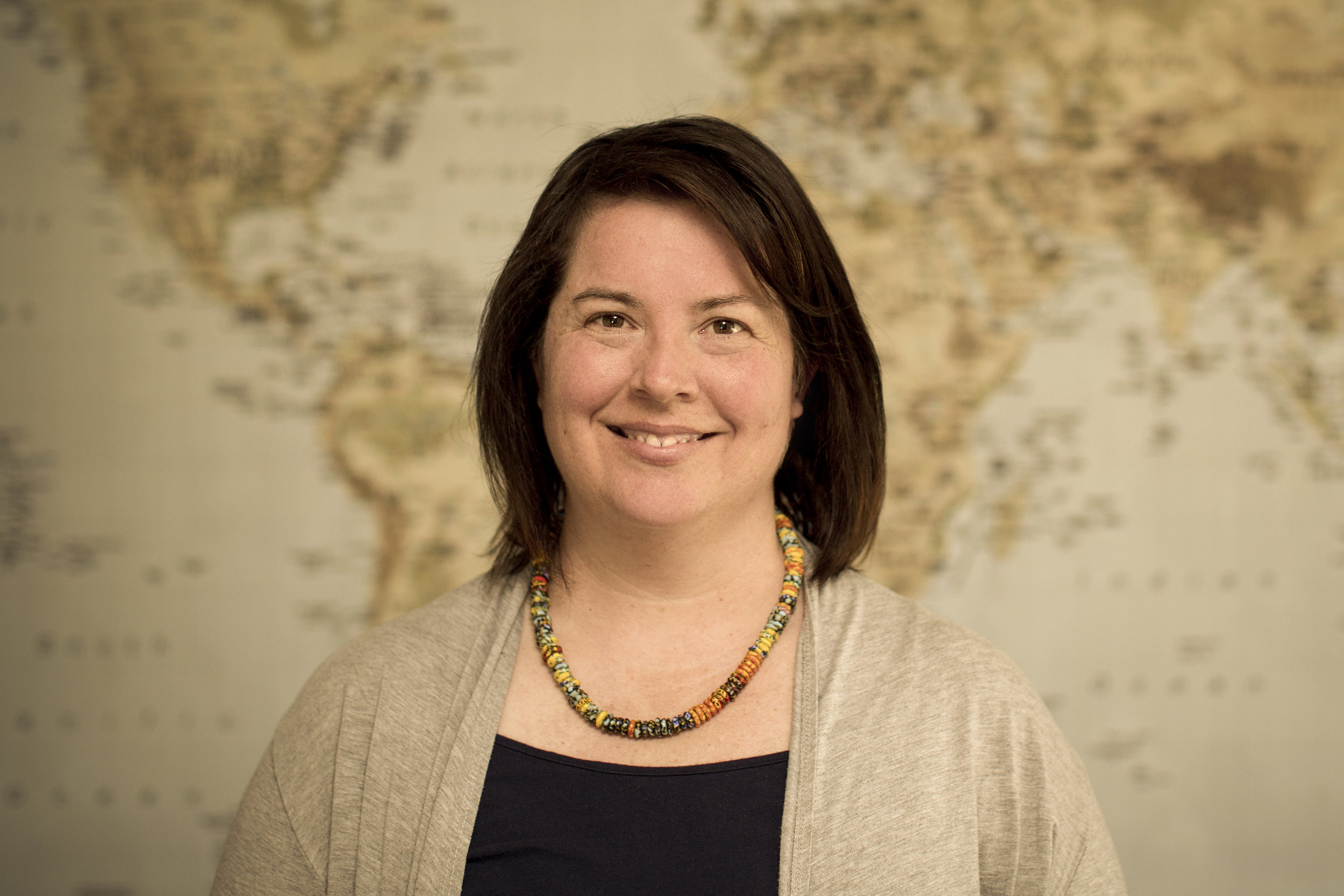 Amy French   Campus Coordinator