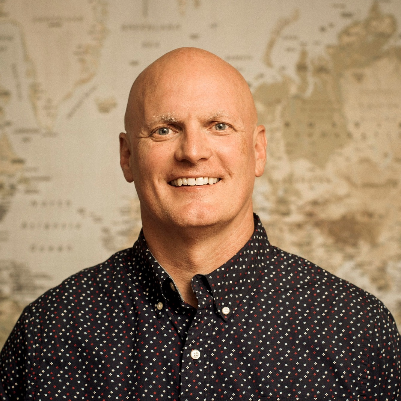 Jeff Supp   Executive Pastor of Operations