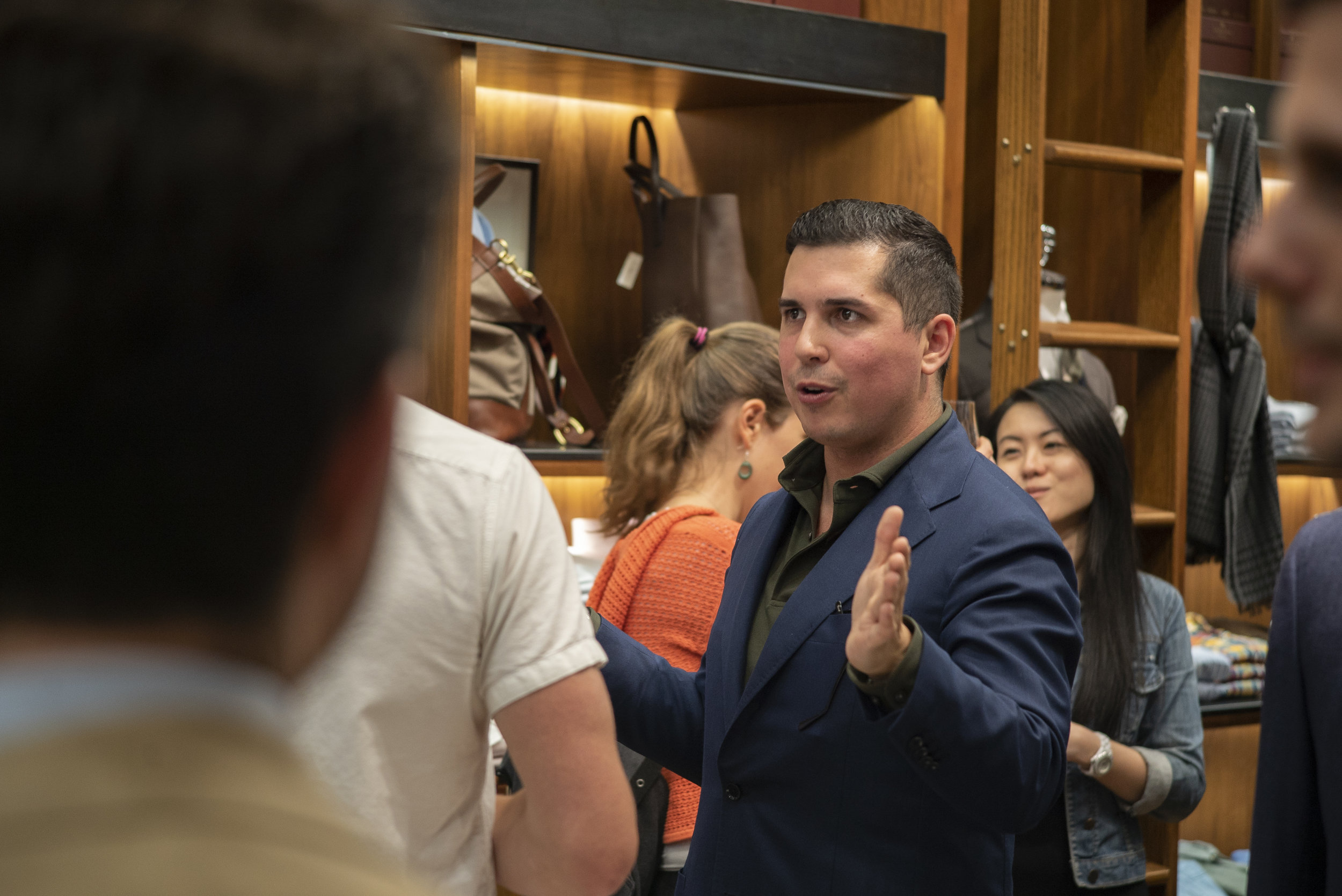 The Macallan tasting at The Armoury Tribeca - Read More