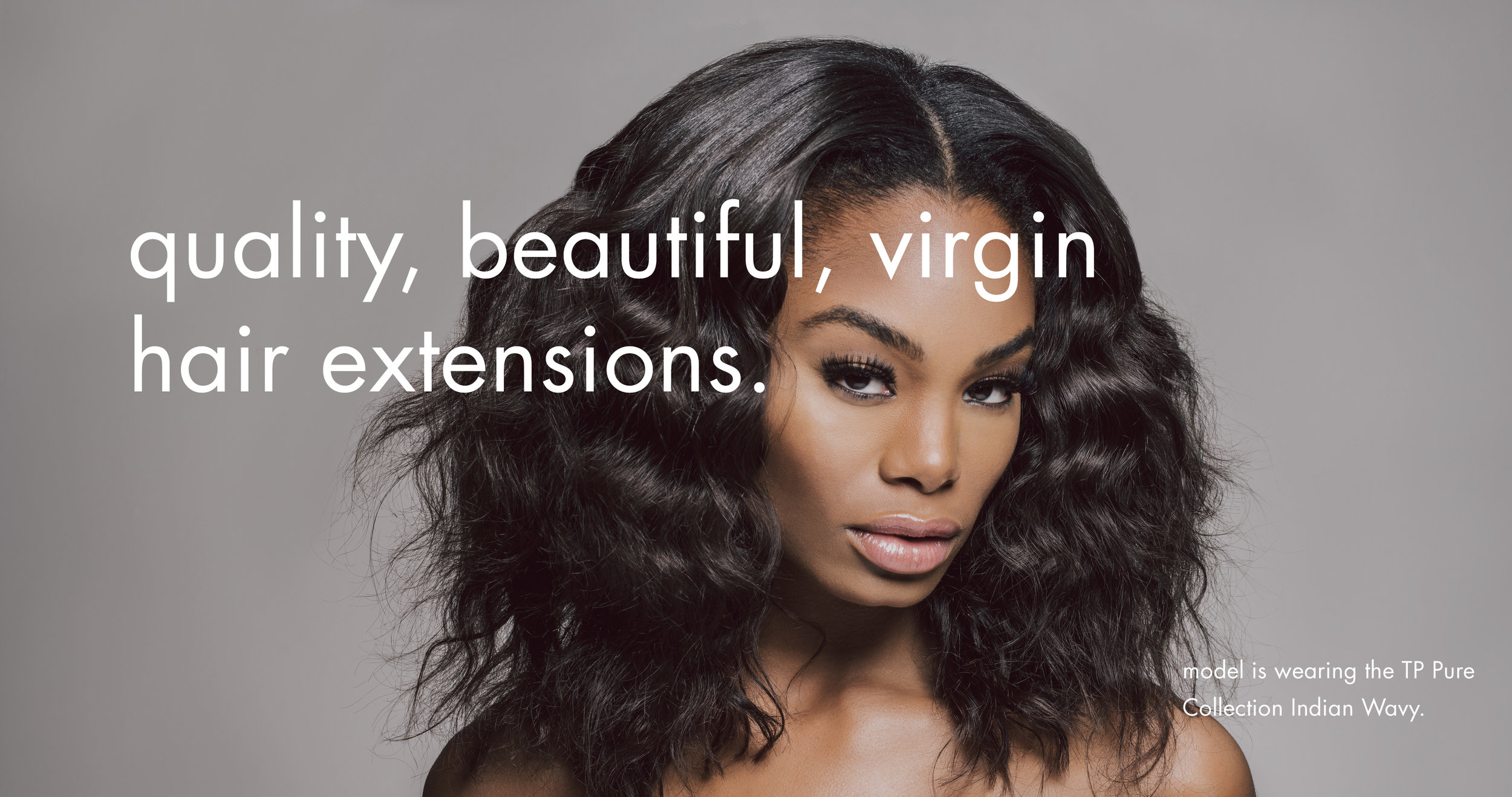quality, beautiful, virgin hair extensions. - by Tina Pearson