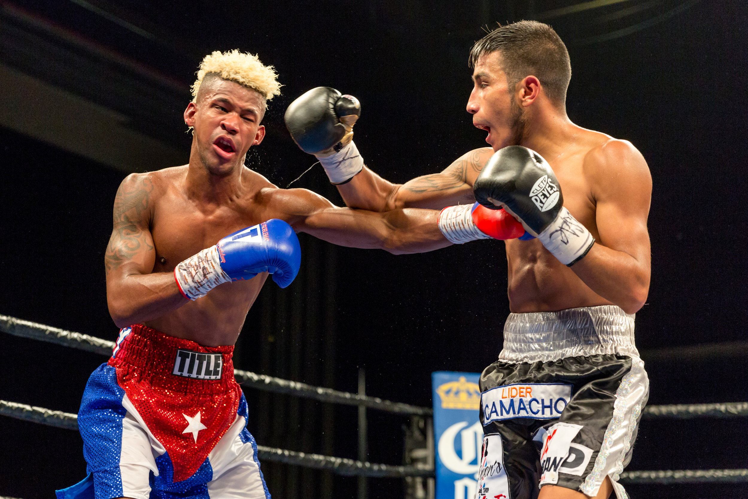 Photo courtesy of Ryan Hafey / Premier Boxing Champions