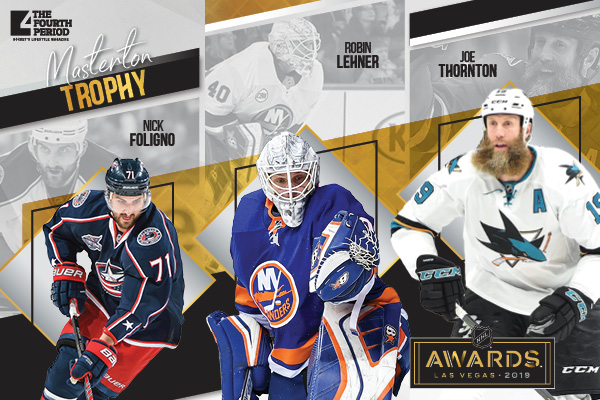 Nhl Awards 2019 The Fourth Period