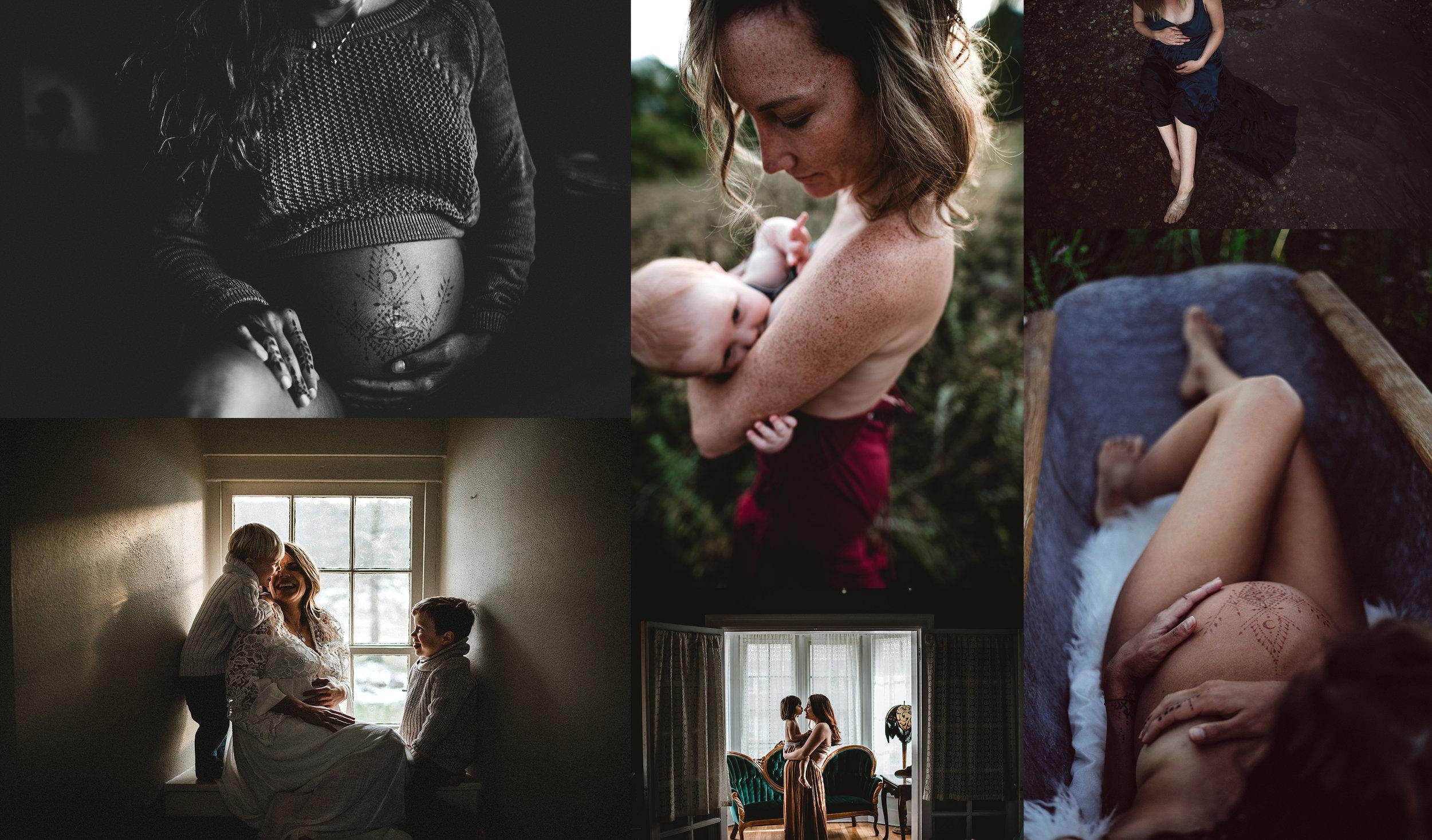 maternity-newborn-motherhood-session-bath-green-red.jpg
