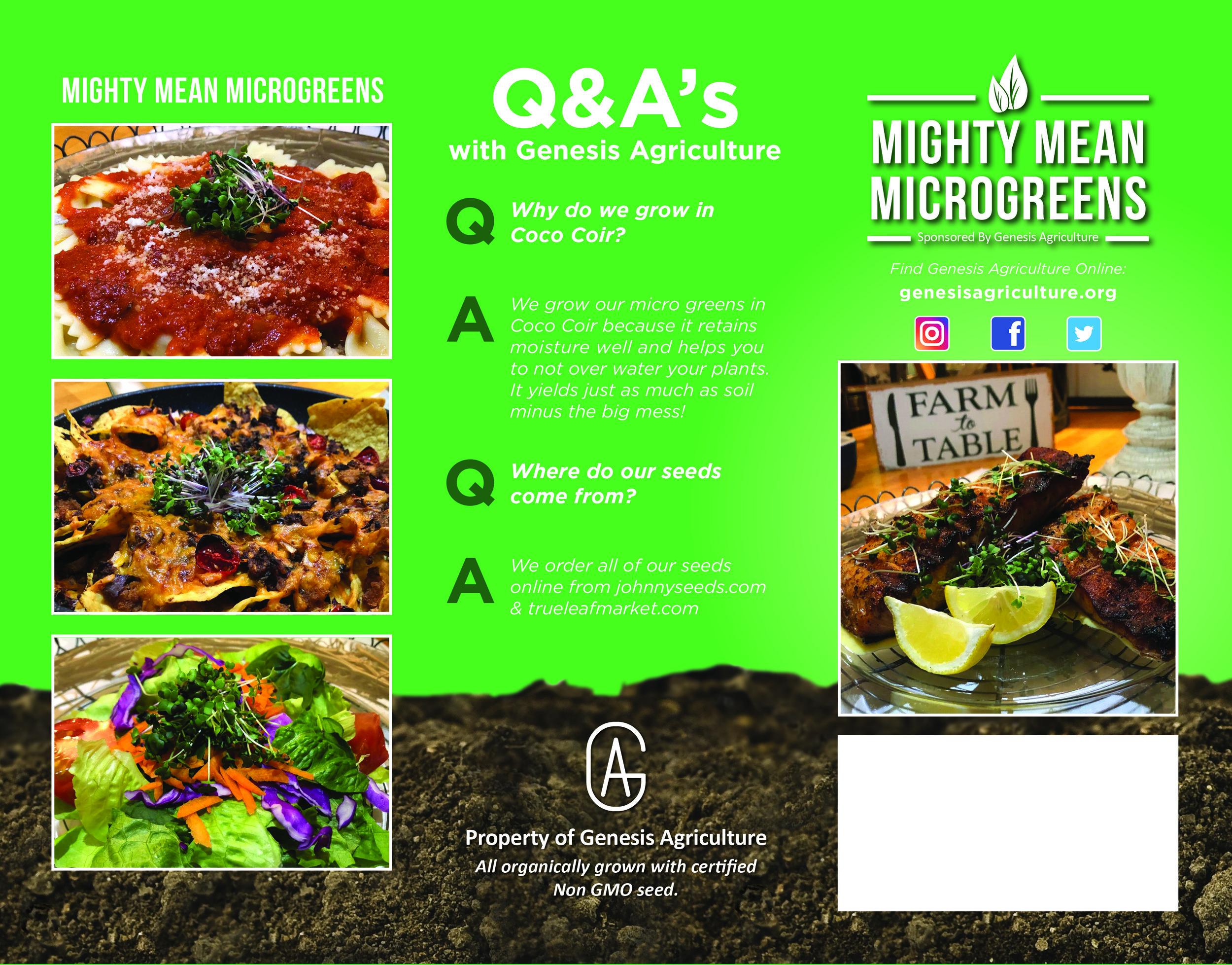 Genesis Agriculture_Mighty Mean Micro Greens Sales Brochure.jpg