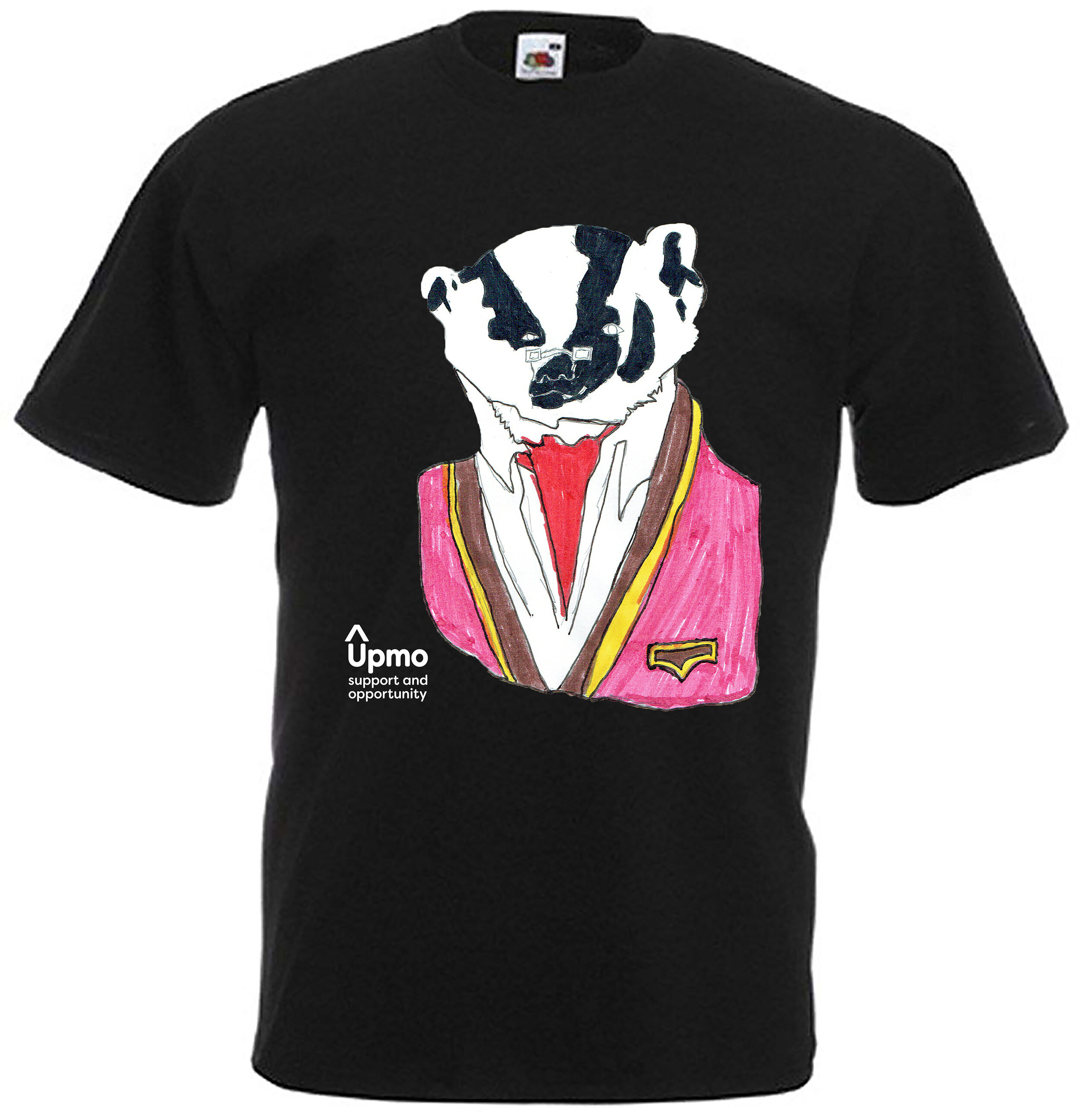 badger tshirtw.jpg