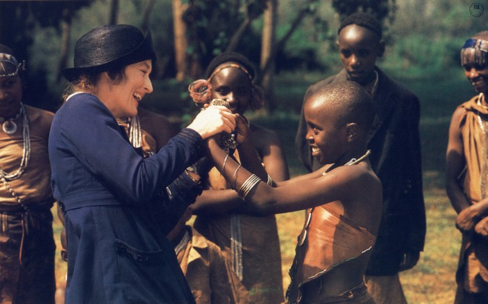 Out of Africa -