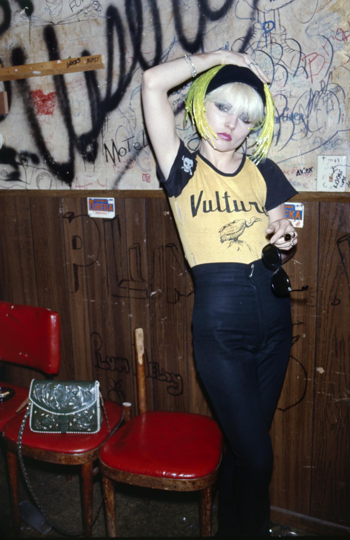 DEBBIE HARRY BY BRAD ELTERMAN IN 1977