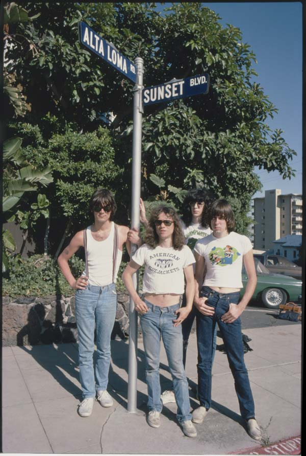 THE RAMONES BY BRAD ELTERMAN