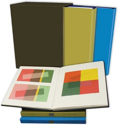2. Interaction by Josef Albers  (More info on Amazon)