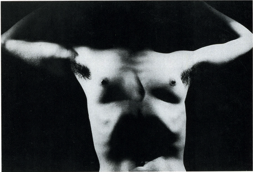 The Minotaur by Man Ray