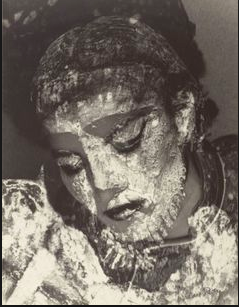 Man Ray's portrait of his wife Juliet