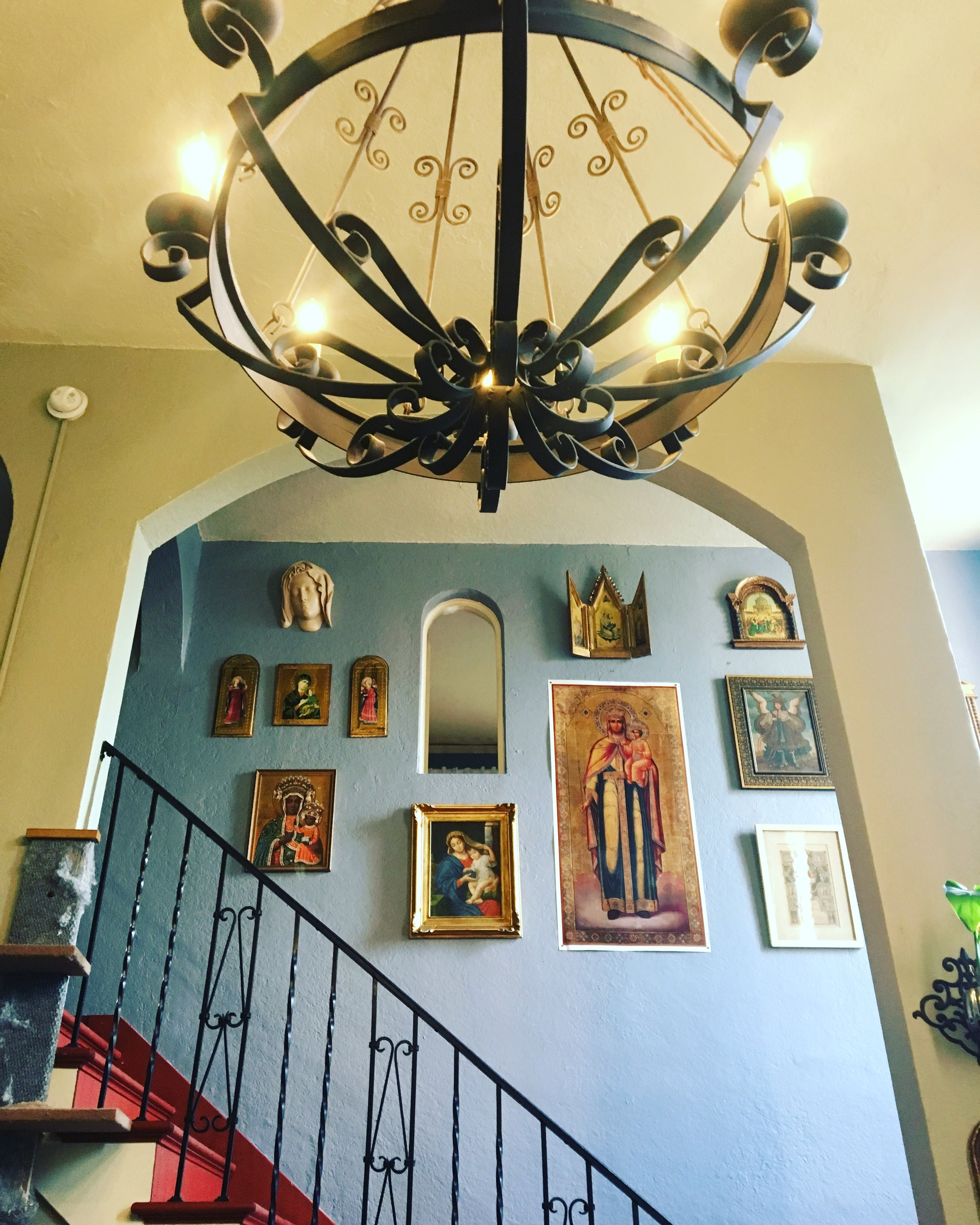 Man Ray's Studio at The Villa Elaine in 2016