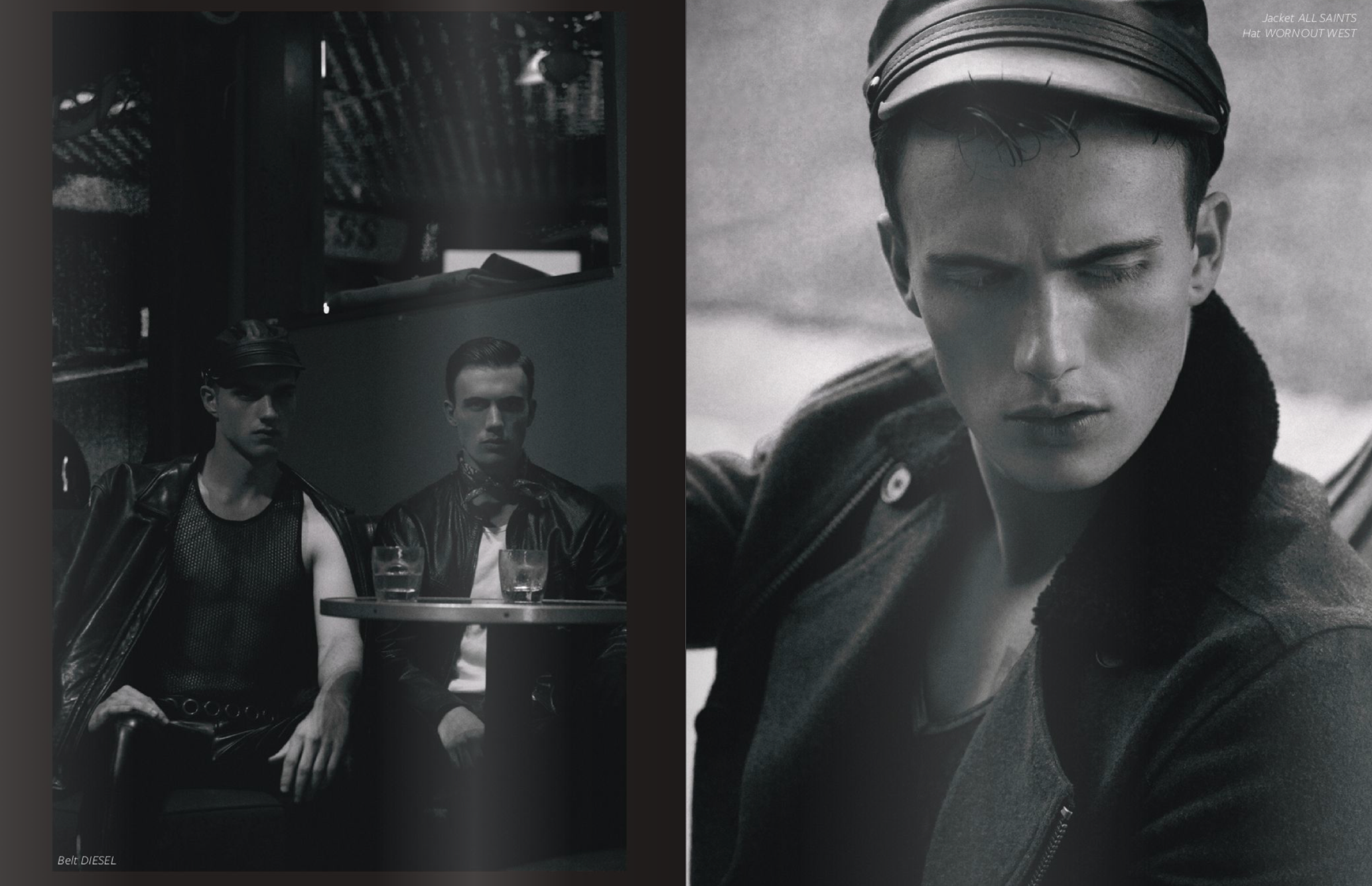 """Breed Magazine Vol. 2 """"Wild One"""" Photography by Lewis & Marshall"""