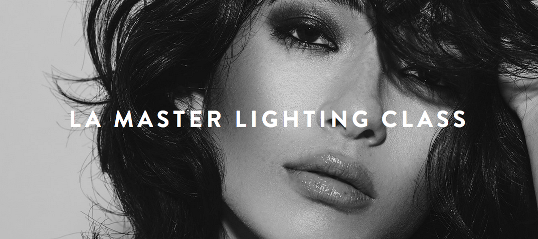 Save $400 on the LA Master Lighting Class - Master Lighting Class with Melissa Rodwell on Saturday, retouching workshop and Portfolio Review on Sunday! January 19th & 20th. Book your Spot now for $400 off.