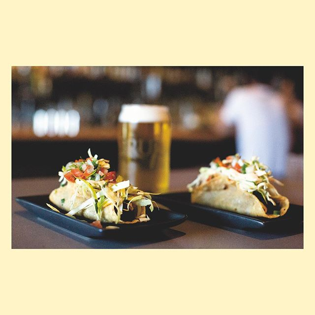 Currently craving x @crutacos 🍺✨🌮
