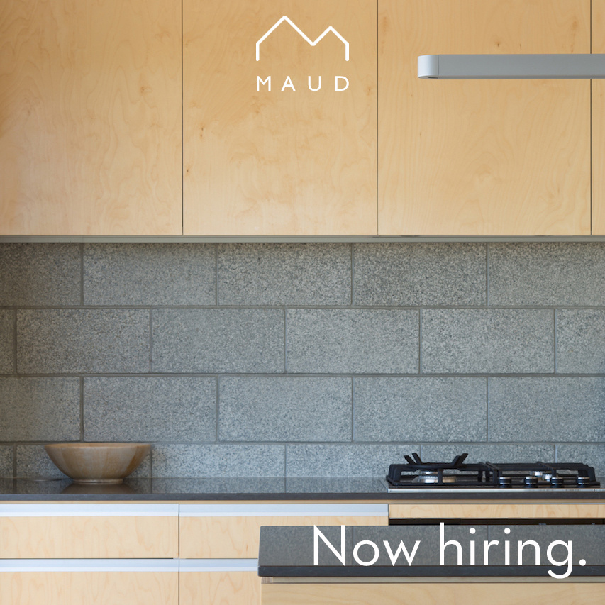 - MAUD is seeking a talented Architect or Experienced Graduate with 5-10 years post grad experience to join our growing practice.We are a small team and operate in a collaborative and energetic environment. We are focused on delivering quality outcomes and experiences for our clients. Our current architectural work includes bespoke residential and commercial projects, so you will need to be familiar with the type of documentation required for consent and construction in these areas - some New Zealand experience is a pre-requisite. You will be passionate about design and enjoy working on all stages of the architectural process. You'll be experienced in detailed documentation, have a strong attention to detail and be proficient in ArchiCAD and Adobe Suite software. Good communication and problem solving skills are a must!Our studio is based in Freemans Bay with ready access to PT. We are happy to discuss flexible working hours and contract arrangements. Please submit your CV and portfolio in one PDF file (max. 6MB) to hello@maud.nz.