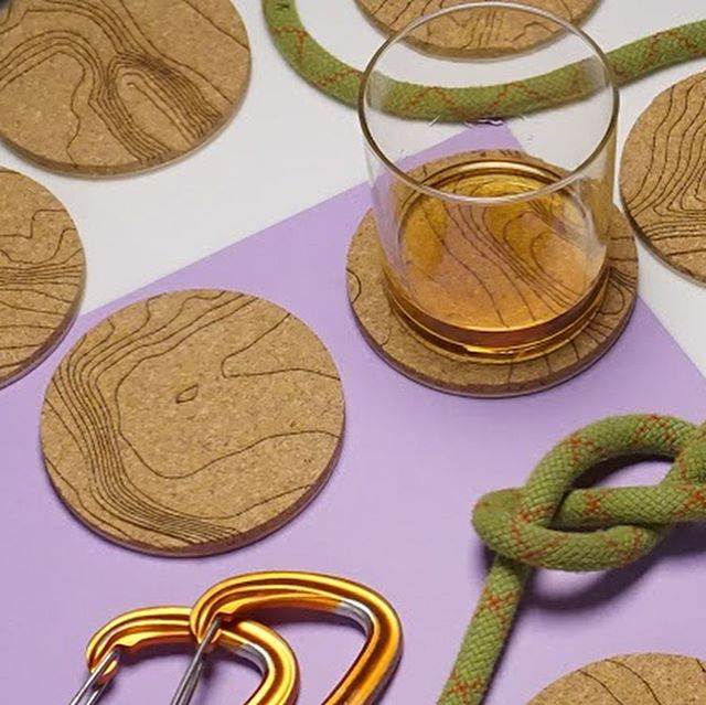 Topo coasters are back! 13 new locations. Sold under our new brand @amberwavegoods