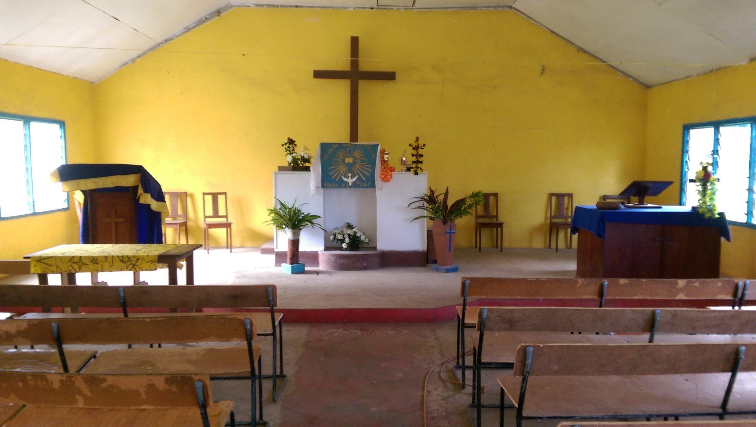 Enam Presbyterian Church, Erakor Bridge