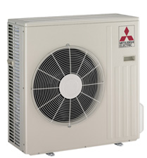 Mitsubishi Cooling and Air Unit