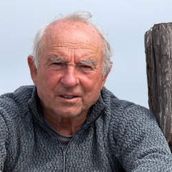 Yvon Chouinard   →   Co-founder
