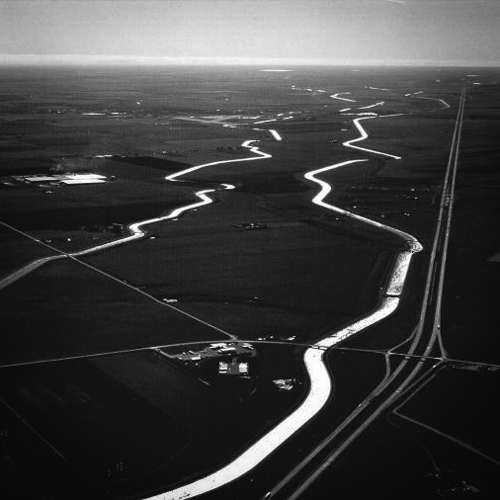 A BRIEF HISTORY OF CALIFORNIA WATER  California and the manipulation of water are inseparable. →