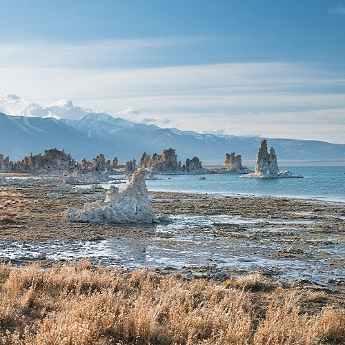 THE MONO LAKE CASE  A landmark use of the Public Trust Doctrine brought national attention to water issues in California. →