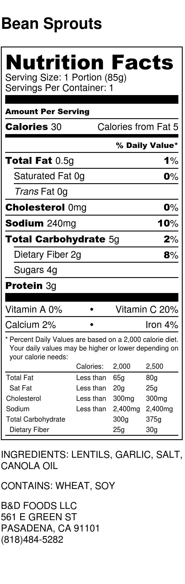 Bean Sprouts - Nutrition Label.jpg