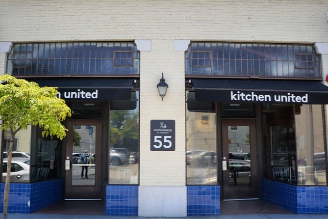 Pasadena |Kitchen United - 55. S Madison Ave. Pasadena, CA 90015Hours: 11am - 8pm Sunday and MondayPhone: (626) 360-1589