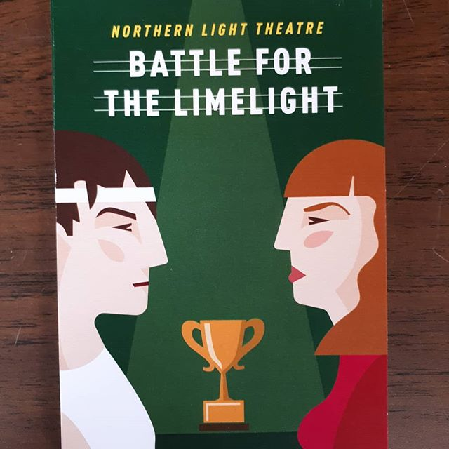 And so it begins ... #nltlimelight