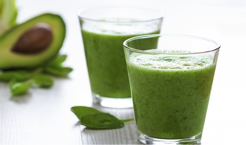 Savory Green Smoothie