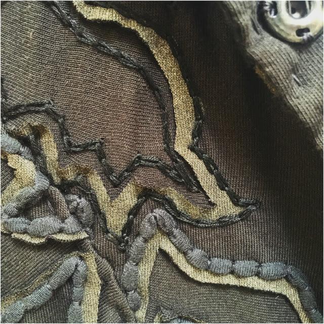 Hand-stitching, Alabama Chanin