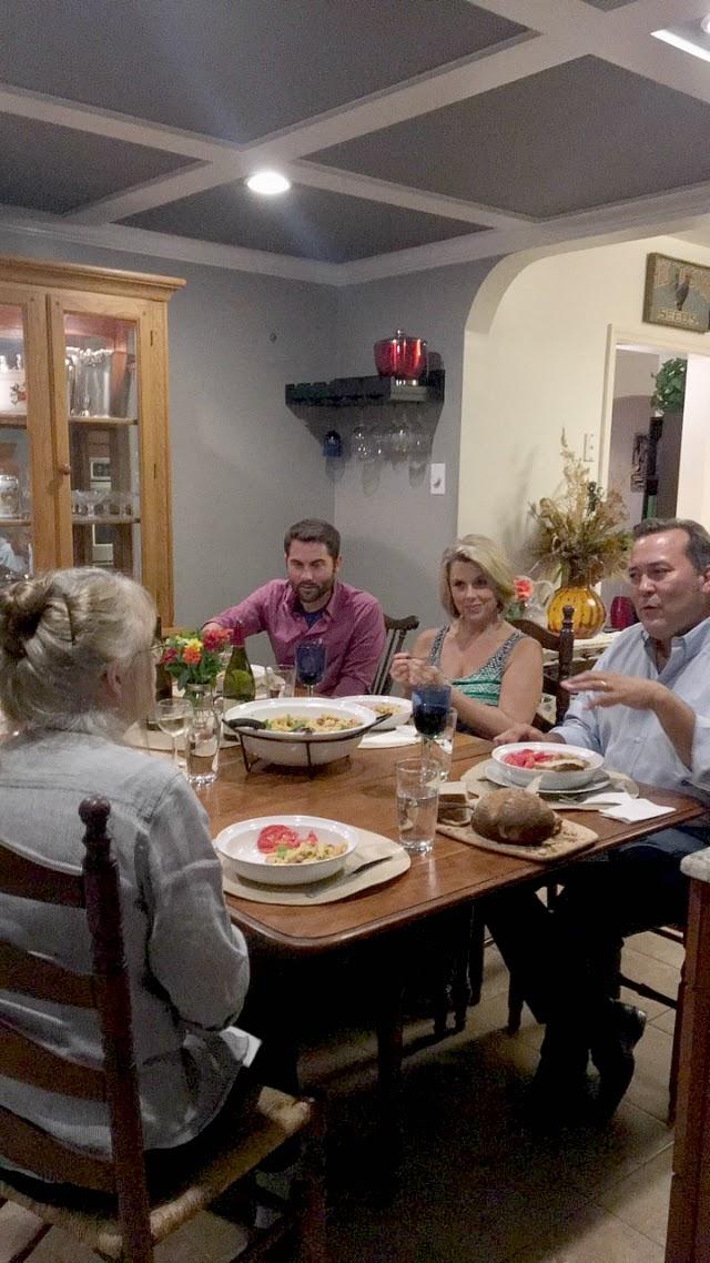 potluck dinner, Martinsburg, W. VA.jpg