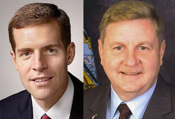 Conor Lamb (D) vs Rick Sacccone (R)