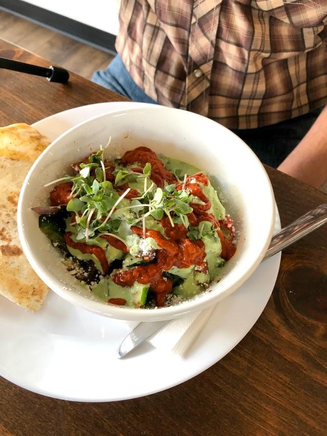 Alta Baja breakfast bowl