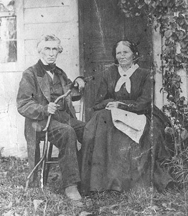 Sheldon and Harriet Peck