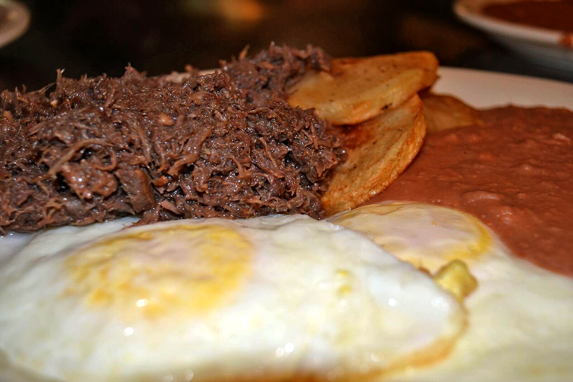 Barbacoa Breakfast