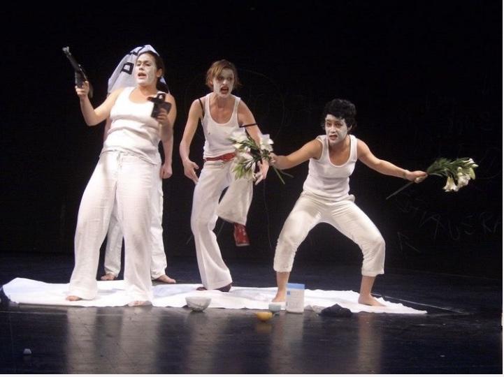 Versuch Uber Das Wuste Leben (2007) Theatre Pigs Troupe; Dusseldorf, Germany