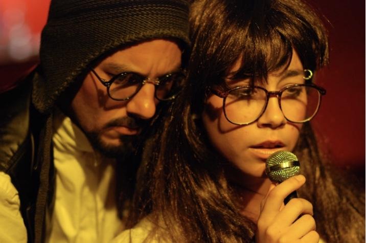 El Sonido de los Dias Perdidos (2007) by El Kibutz del Deseo at Teatro Yerba Bruja; Rio Piedras, Puerto Rico
